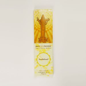 Pure Incense Sandalwood (10 Grams)