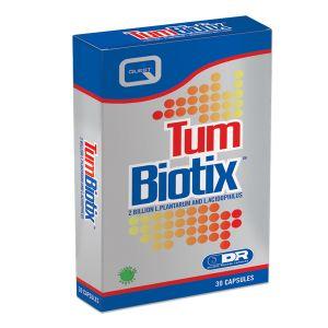 Quest Tum Biotix 30 Vegan Friendly Capsules