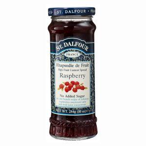 St. Dalfour Raspberry Jam 284g