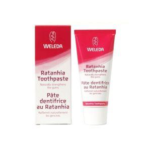 Weleda Ratanhia Toothpaste 75ml