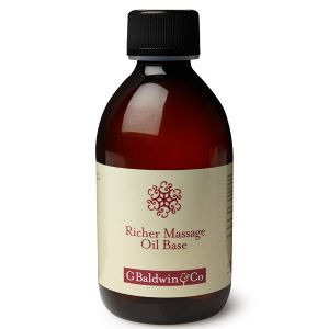 Baldwins Richer Massage Oil Base