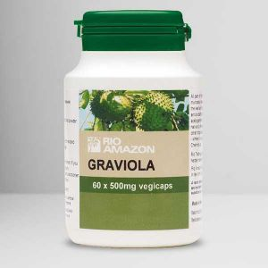 Rio Amazon Graviola 500mg