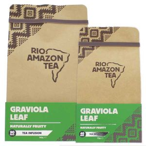 Rio Amazon Tea Graviola 40 Teabags