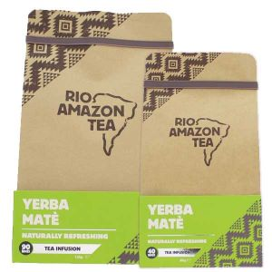 Rio Amazon Tea Yerba Mate 40 Tea Bags