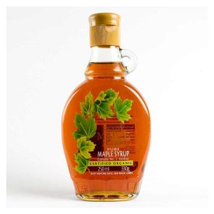 Shady Maple Farms Organic Pure Maple Syrup 250ml