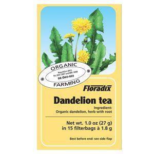 Salus House Organic Dandelion Leaf Tea Bags (15 Bags)
