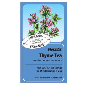 Salus House Organic Thyme Tea Bags (15 Bags)
