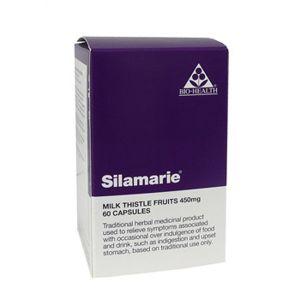 Bio-health Silamarie (formerly Milk Thistle) 450mg 120 Vegetarian Capsules