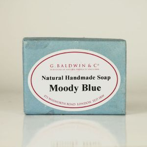 Baldwins Luxury Handmade Moody Blue Soap 110g