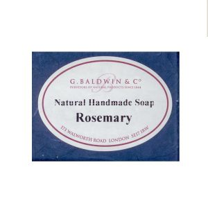 Baldwins Luxury Handmade Rosemary Soap 110g