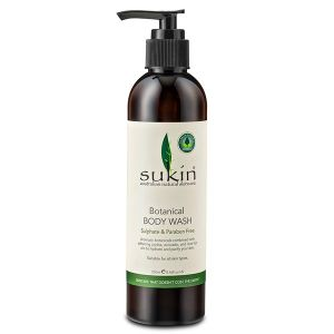 Sukin Natural Skincare Botanical Body Wash 250ml