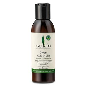 Sukin Natural Skincare Cream Cleanser 125ml