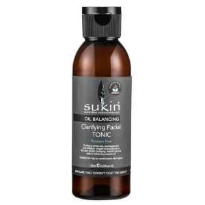 Sukin Natural Skincare Oil Balancing Clarifying Facial Tonic 125ml