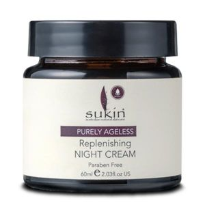 Sukin Natural Skincare Purely Ageless Replenishing Night Cream 60ml