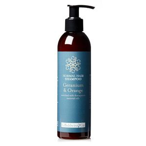 Baldwins Synergy Normal Hair Shampoo with Geranium & Orange 250ml