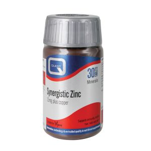Quest Synergistic Zinc 15mg