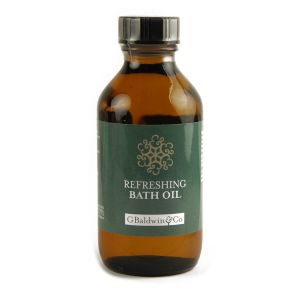 Baldwins Synergy Refreshing Bath Oil