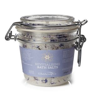 Baldwins Synergy Revitalising Bath Salts 310g