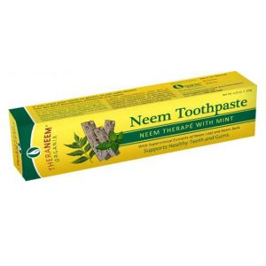 Theraneem Naturals Neem Toothpaste With Mint 120g