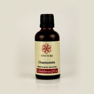 Baldwins Chamomile ( Matricaria Recutita ) Herbal Tincture