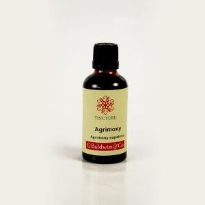 Baldwins Agrimony ( Agrimonia Eupatoria ) Herbal Tincture