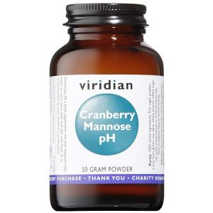 Viridian Cranberry Mannose pH Powder 50g