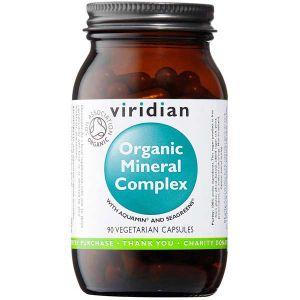 Viridian Organic Mineral Complex 90 Vegetarian Capsules