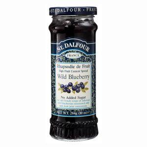 St. Dalfour Blueberry Jam 284g