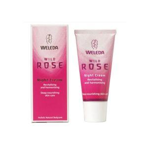 Weleda Wild Rose Night Cream 30ml