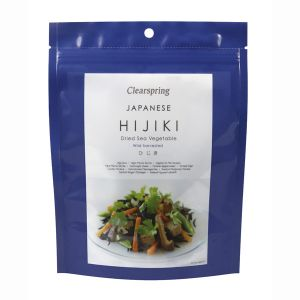 Clearspring Hijiki Dried Sea Vegetable 50g