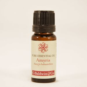 Baldwins Amyris (amyris Balsamifera) Essential Oil