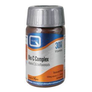 Quest Vitamin C Complex With Bioflavenoids 500mg