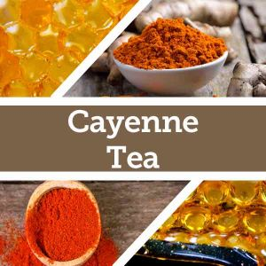 Baldwins Remedy Creator - Cayenne Tea