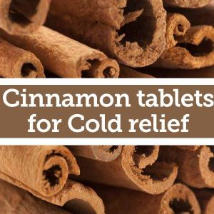 Baldwins Remedy Creator - Cinnamon Tablets for Cold Relief
