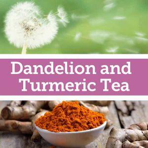 Baldwins Remedy Creator - Dandelion and Turmeric Tea