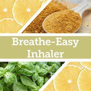 Baldwins Remedy Creator - Lemon Ginger and Basil Tea