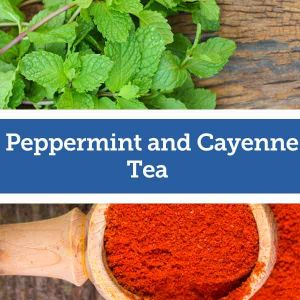 Baldwins Remedy Creator - Peppermint and Cayenne Tea