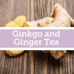 Baldwins Remedy Creator - Ginkgo and Ginger Tea
