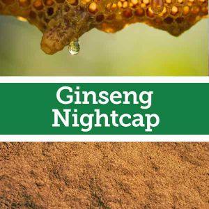Baldwins Remedy Creator - Ginseng Nightcap