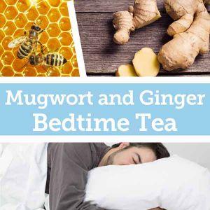 Baldwins Remedy Creator - Mugwort and Ginger Bedtime Tea