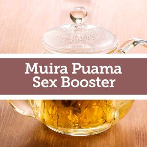 Baldwins Remedy Creator - Muira Puama Sex Booster