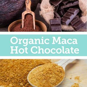 Baldwins Remedy Creator - Organic Maca Hot Chocolate