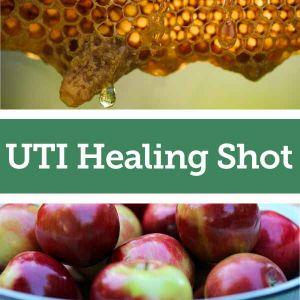 Baldwins Remedy Creator - UTI healing shot
