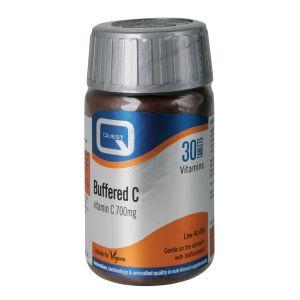 Quest Vitamin C 700mg Buffered