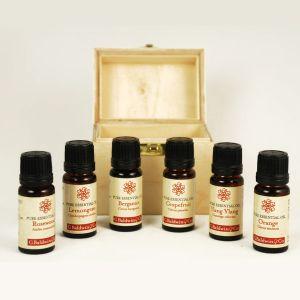 Baldwins Aromatherapy Boxed Set 2