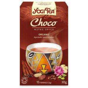 Yogi Choco Organic Tea 17 Bags