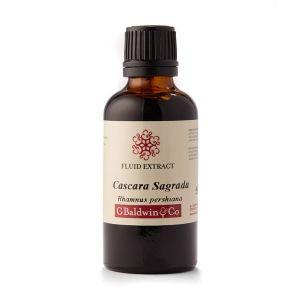 Baldwins Cascara  ( Rhamnus Pershina ) Herbal Fluid Extract