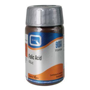 Quest Folic Acid 400ug