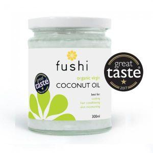 Fushi Organic Virgin Coconut Oil 300ml