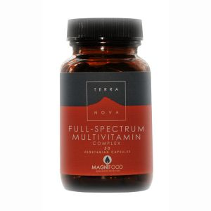 Terranova Full-spectrum Multivitamin Complex 50 Vegetarian Capsules